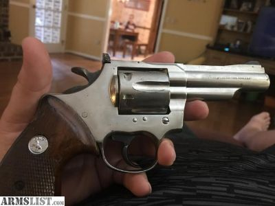 For Sale/Trade: Colt trooper mk III