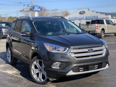 2019 Ford Escape Titanium (magnetic)