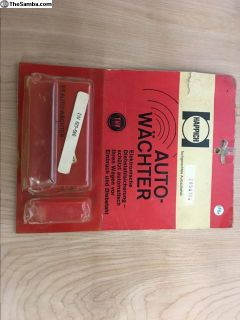 Very Rare-NOS Happich Auto Wachter car alarm