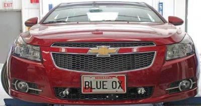 Purchase Blue Ox BX1698 Base Plate for Chevy Cruze RS 11-12 Camper Trailer RV motorcycle in Azusa, California, US, for US $379.99