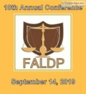 th Annual FALDP Conference September in Daytona Beach