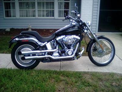 2002 Harley Davidson Soft Tail Deuce