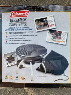 Coleman Road Trip Party Grill