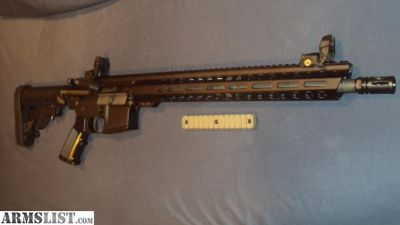 For Sale: NEW CUSTOM AR15M4