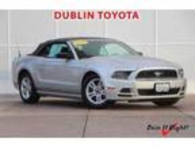 Used 2014 Ford Mustang Convertible