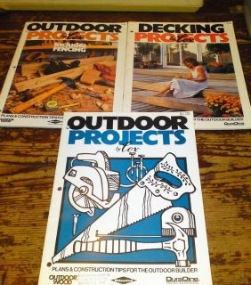 OUTDOOR/DECKING PROJECTS by COX