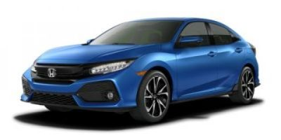 2018 Honda CIVIC HATCHBACK Sport Touring (White Orchid Pearl)
