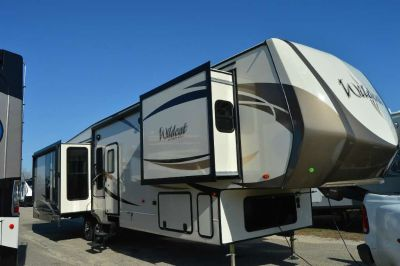 2018 Forest River Wildcat 37WB