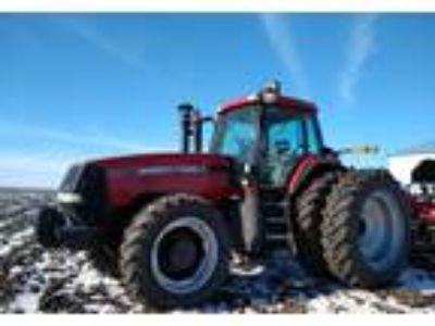 2001 Case IH-MX240-Magnum-Tractor Equipment in Paynesville, MN