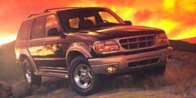1999 Ford Explorer XL (BLACK)