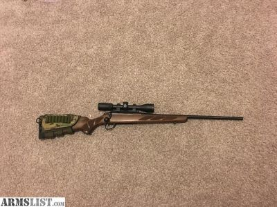 For Sale: 6.5x55 trade