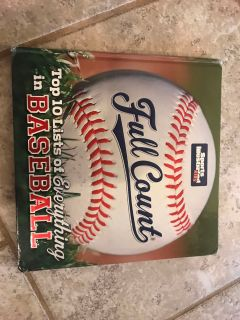 Baseball Book with lots of great info inside $2