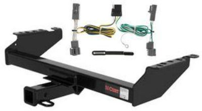 Find Curt Class 3 Trailer Hitch & Wiring for 1989-1991 Ford Bronco motorcycle in Greenville, Wisconsin, US, for US $151.94
