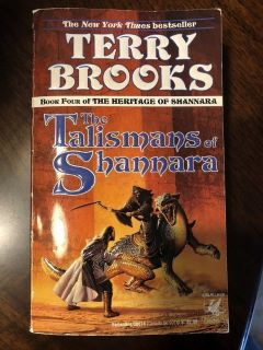 Terry Brooks Section 1.0