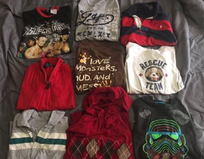 5T boys clothing. Desc. pic in comments! $30 obo. Smoke free.