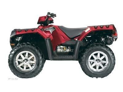 2011 Polaris Sportsman 550 EPS ATV Utility Caroline, WI