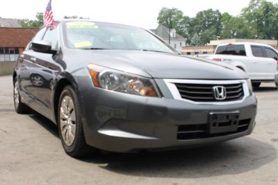 2009 Honda Accord LX (Gray)