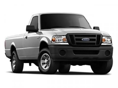 2009 Ford Ranger XL (Black Clearcoat)