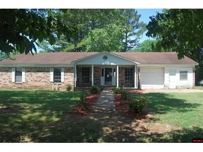 4 Bed 2 Bath Foreclosure Property in Batesville, AR 72501 - Reed Wade Rd