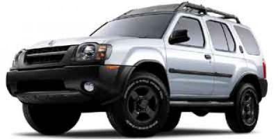 2002 Nissan Xterra XE S/C (Silver)