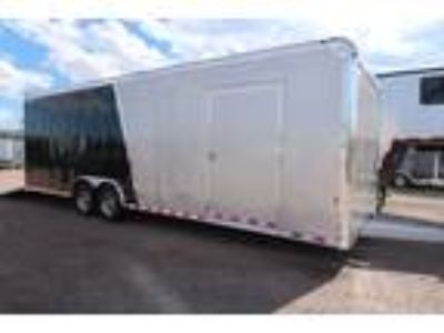 2019 Wells Cargo Road Force 8.5x28 Cargo Trailer with Extra Height