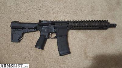 For Trade: Daniel Defense MK18 BCM pistol