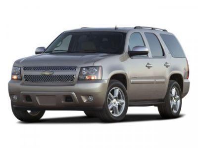 2008 Chevrolet Tahoe LS (Gold Mist Metallic)
