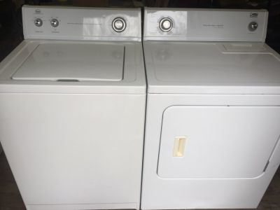Roper Whirlpool Washer and Dryer Set