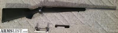 For Sale: Very Nice SS Remington Mdl. 7 ..308 Win.