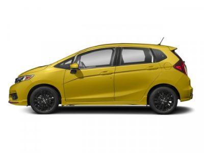 2018 Honda Fit Sport (Helios Yellow Pearl)