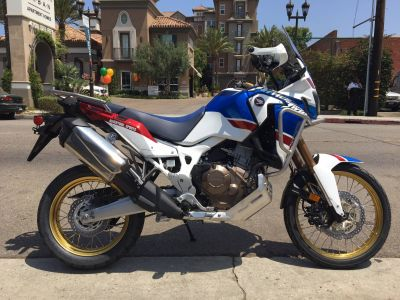 2018 Honda Africa Twin Adventure Sports Dual Purpose Motorcycles Marina Del Rey, CA