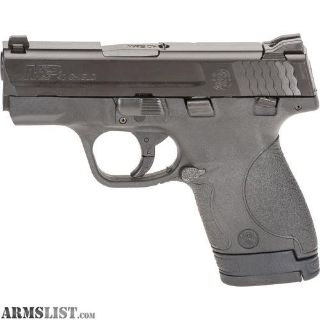 For Trade: Smith and Wesson M&P Shield .40cal