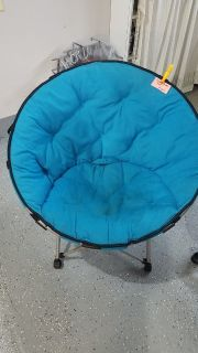 Foldable Pocket Chair