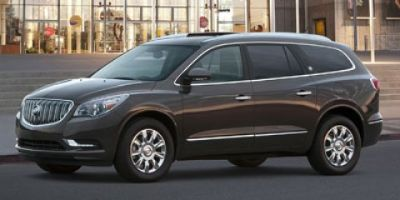 2016 Buick Enclave Convenience (White Frost Tricoat)