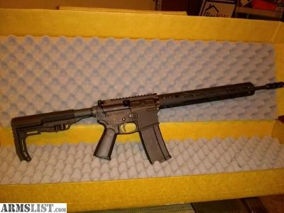 For Sale: Light weight AR