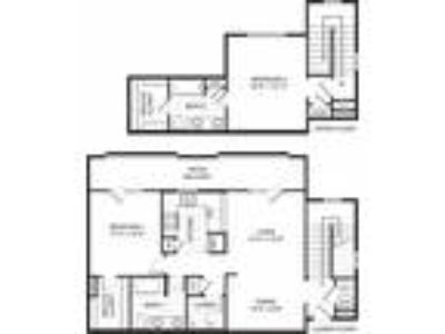 Ovaltine Court - Townhome Two BR 1260 SF