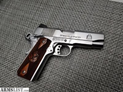 For Sale/Trade: Springfield 1911 champion
