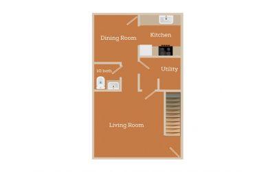 1 bedroom in DeSoto