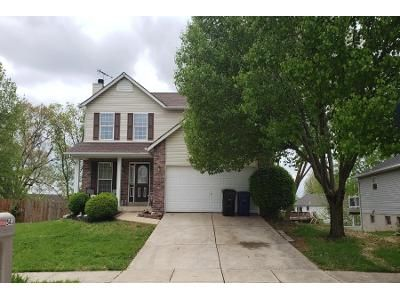 3 Bed 2.5 Bath Preforeclosure Property in Wentzville, MO 63385 - White Fence Dr