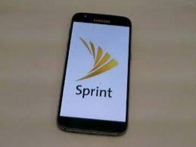 $180, Sprint Samsung Galaxy S7 Droid phone