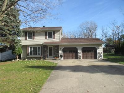 3 Bed 2 Bath Foreclosure Property in Eaton Rapids, MI 48827 - Kilkelly St