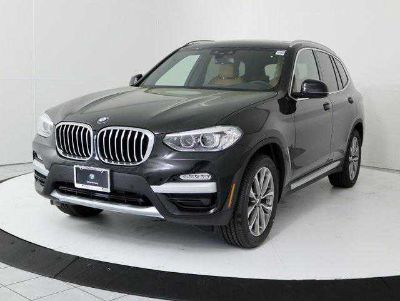 Used 2019 BMW X3 Sports Activity Vehicle