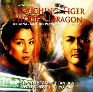 Crouching Tiger Hidden Dragon (Original Motion Picture Soundtrack) cd