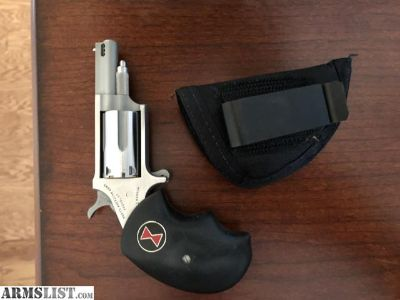 For Sale: North American Arms .22 Magnum
