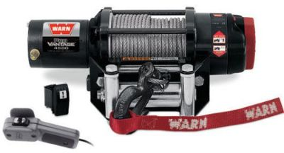 Sell Warn Provantage 4500 Winch w/Mount Kubota 06-14 RTV 1100 4x4 motorcycle in Northern Cambria, Pennsylvania, United States, for US $699.00