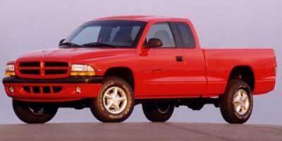 1997 Dodge Dakota Base (Green)