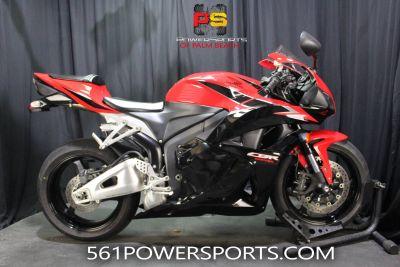 2011 Honda CBR 600RR Supersport Lake Park, FL