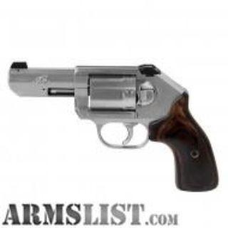 For Sale: Kimber K6s 3 inch barrel .357 3400011