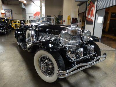 1931 Duesenberg SSJ