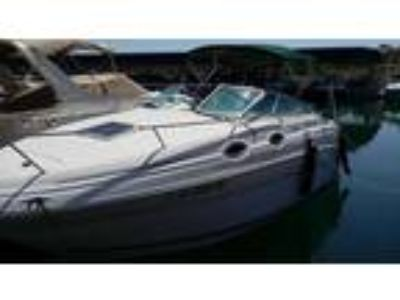 2001 Sea Ray Sundancer 240